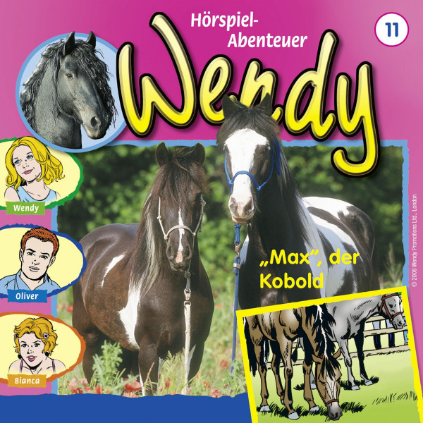 "Wendy - ""Max"", der Kobold - Folge 11"