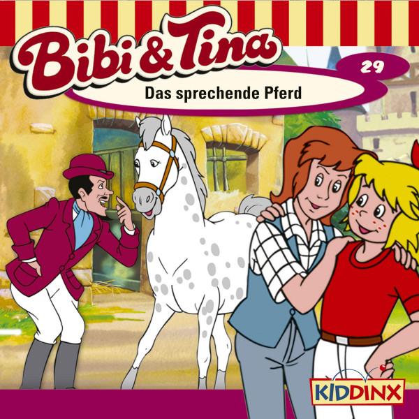 Bibi & Tina - Folge 29: Das sprechende Pferd