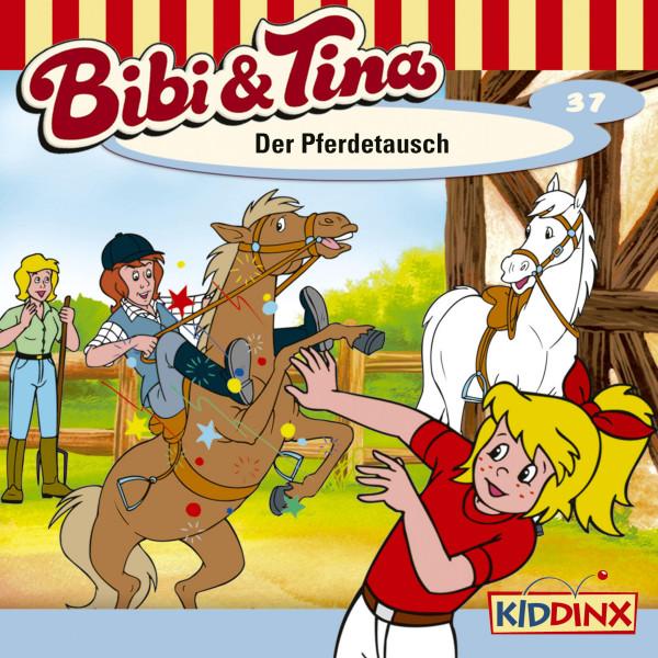 Bibi & Tina - Folge 37: Der Pferdetausch