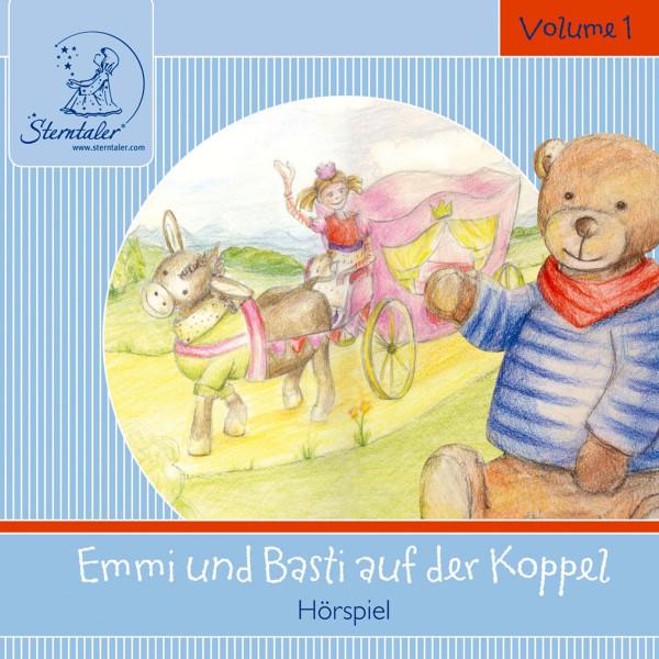 Sterntaler Hörgeschichten: Emmi und Basti auf der Koppel