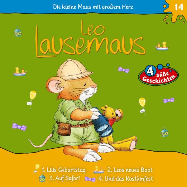 Leo Lausemaus - Folge 14: Lilis Geburtstag