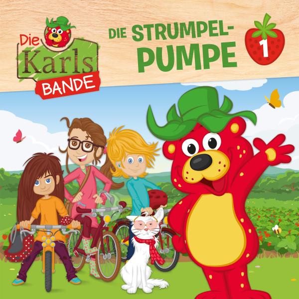 Die Karls-Bande - Folge 1: Die Strumpel-Pumpe