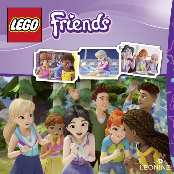 LEGO Friends - Folgen 62-66: Folge deiner Leidenschaft