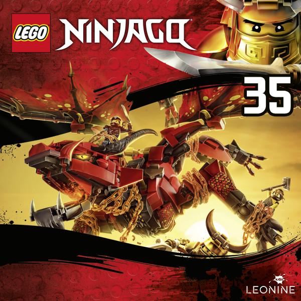 LEGO Ninjago - Folgen 90-91: Das Oni-Land