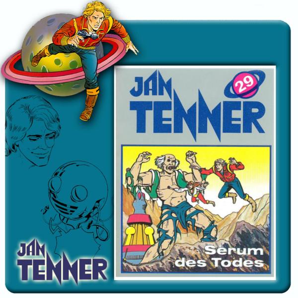 Jan Tenner Classics - Serum des Todes - Folge 29