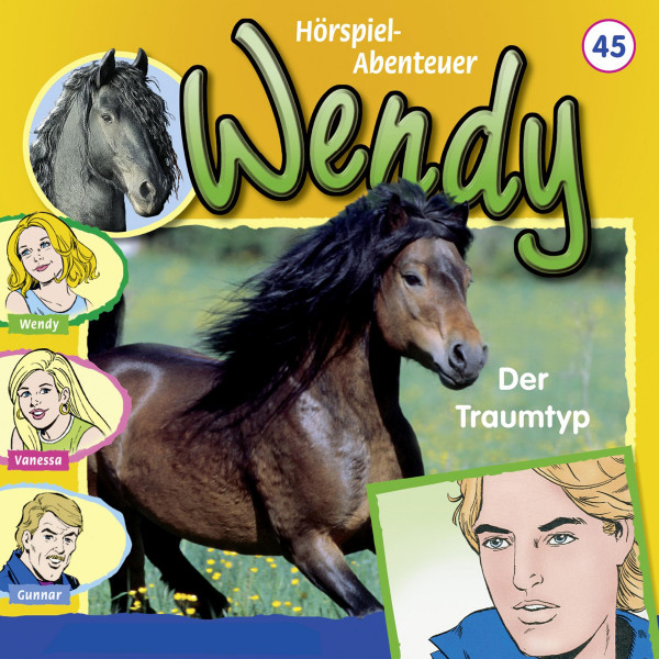 Wendy - Der Traumtyp - Folge 45