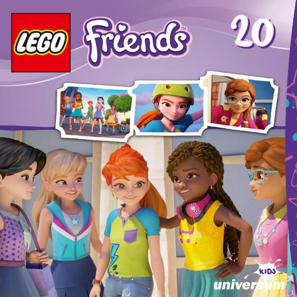 LEGO Friends: Folgen 20-22: Wie man zur Superheldin wird