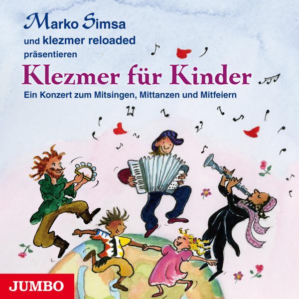 Klezmer für Kinder - Ein Konzert zum Mitsingen, Mittanzen und Mitfeiern