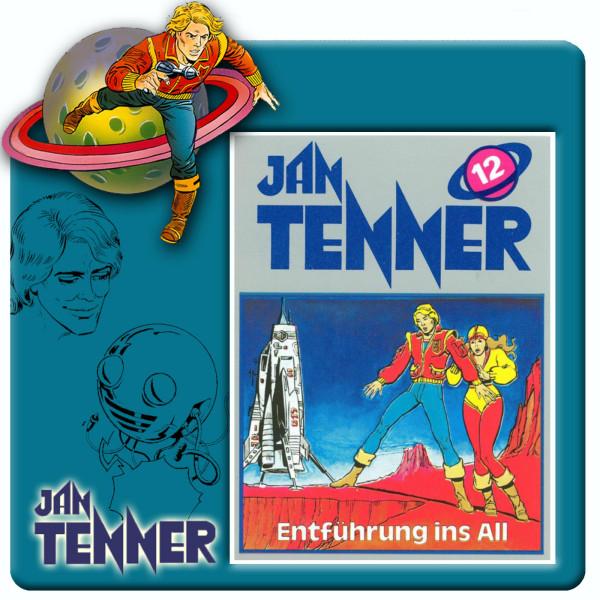 Jan Tenner Classics - Entführung ins All - Folge 12