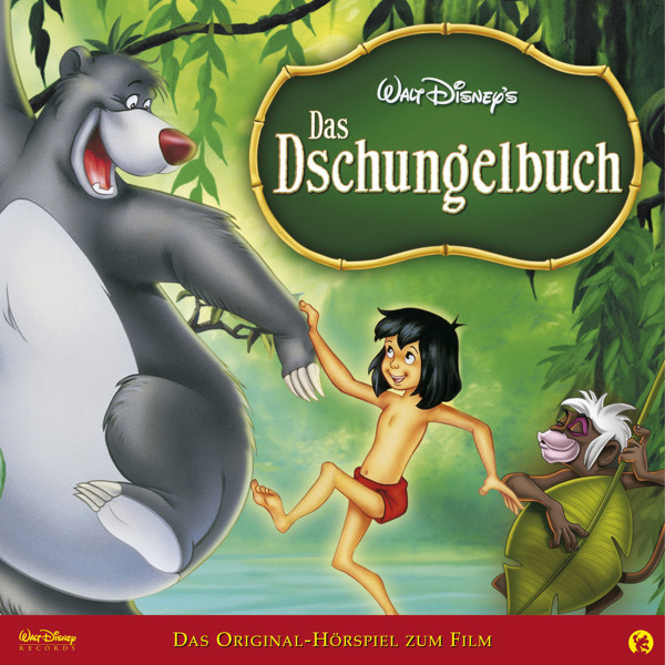 Disney - Das Dschungelbuch