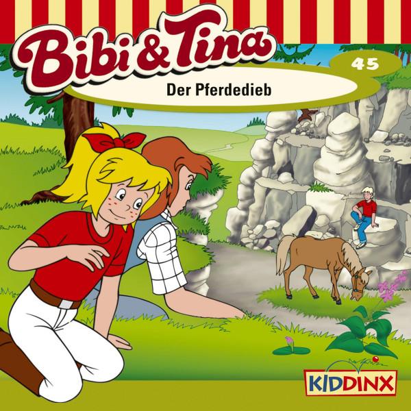 Bibi & Tina - Folge 45: Der Pferdedieb
