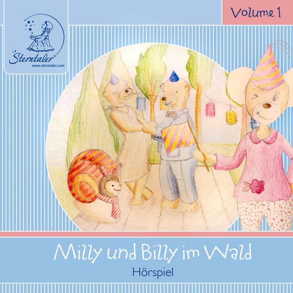 Sterntaler Hörgeschichten: Milly und Billy Im Wald
