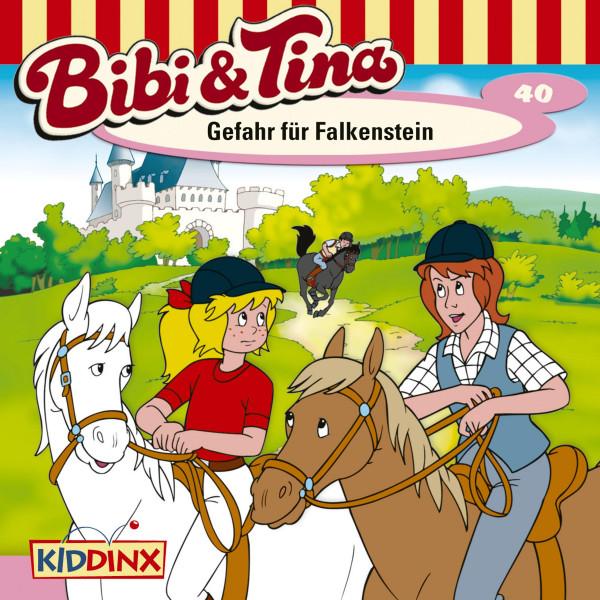 Bibi & Tina - Folge 40: Gefahr für Falkenstein