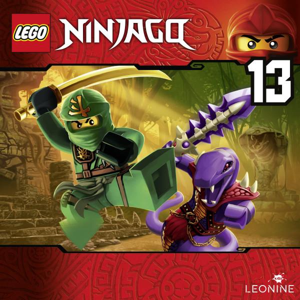 LEGO Ninjago - Folgen 35-36: Die Einladung