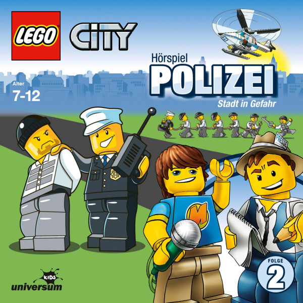 LEGO City: Folge 2 - Polizei - Stadt in Gefahr