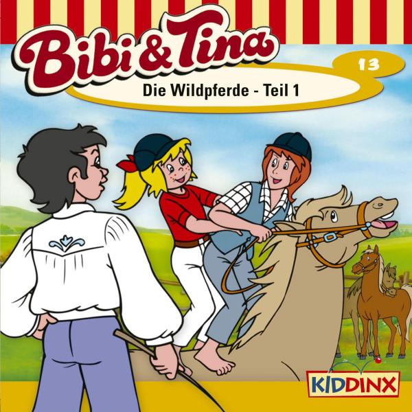 Bibi & Tina - Folge 13: Die Wildpferde - Teil 1