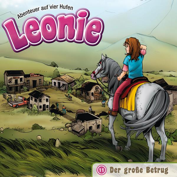 Leonie - Abenteuer auf vier Hufen - Der große Betrug - Folge 11