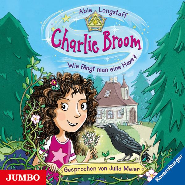 Charlie Broom. Wie fängt man eine Hexe?