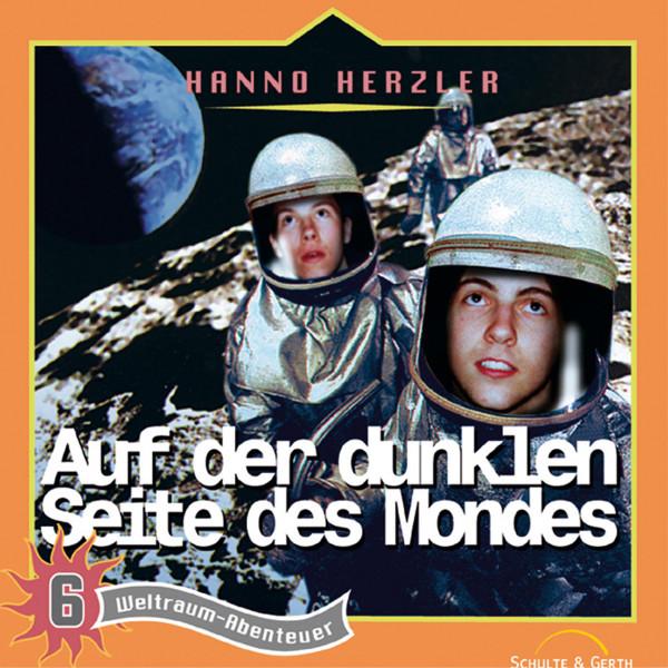 Weltraum-Abenteuer - Auf der dunklen Seite des Mondes - Weltraum-Abenteuer - Folge 6