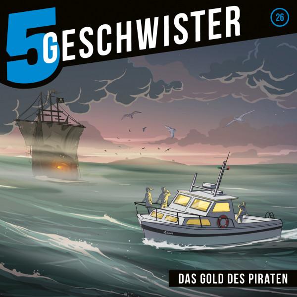 5 Geschwister - 26: Das Gold des Piraten