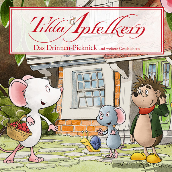 Tilda Apfelkern - Folgen 1-9: Das Drinnen-Picknick