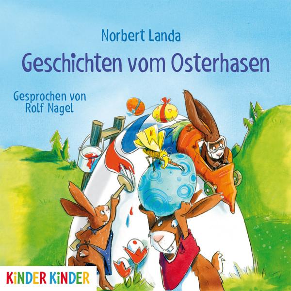 Kinder Kinder - Geschichten vom Osterhasen