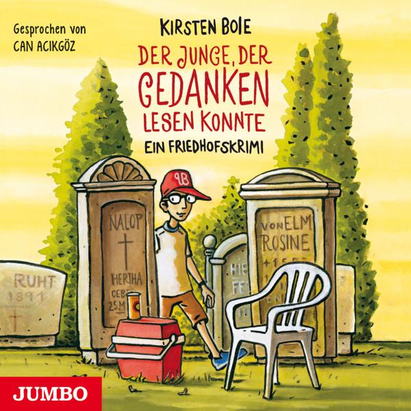 Der Junge, der Gedanken lesen konnte - Ein Friedhofskrimi