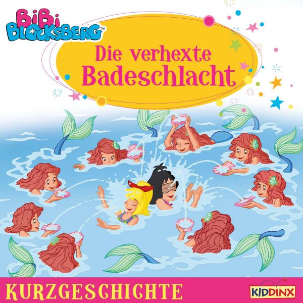 Bibi Blocksberg - Kurzgeschichte - Die verhexte Badeschlacht