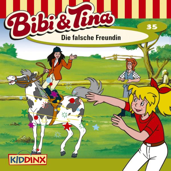 Bibi & Tina - Folge 35: Die falsche Fre&in