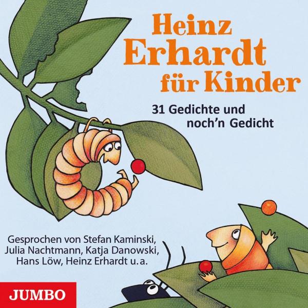 Heinz Erhardt für Kinder - 31 Gedichte und noch'n Gedicht