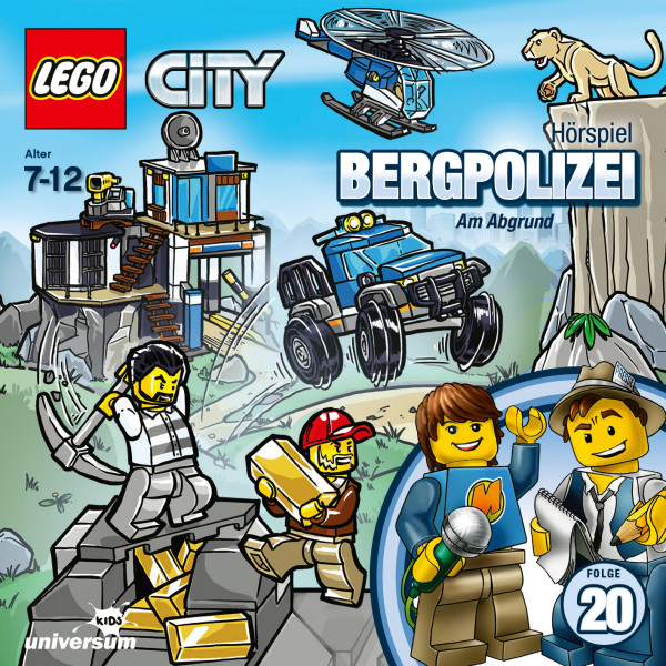 LEGO City: Folge 20 - Bergpolizei - Am Abgrund