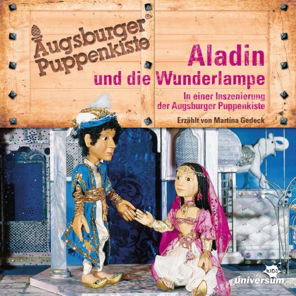 Augsburger Puppenkiste - Aladin