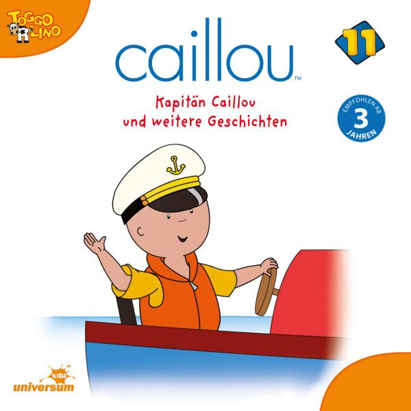 Caillou - Folgen 131-142: Kapitän Caillou