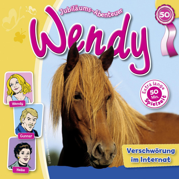 Wendy - Verschwörung im Internat - Folge 50