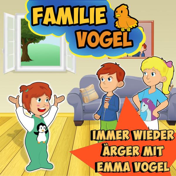 Immer wieder Ärger mit Emma Vogel