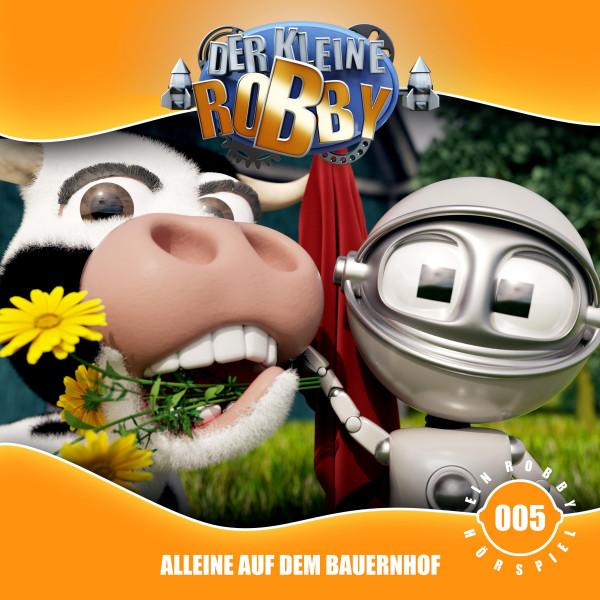 Der kleine Robby - Folge 5: Alleine auf dem Bauernhof