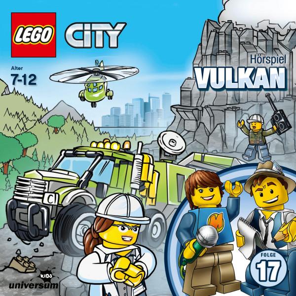 LEGO City: Folge 17 - Vulkan - Am feuerspeienden Berg