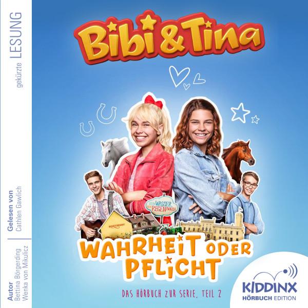 Bibi & Tina - Hörbuch zur Serie: Wahrheit oder Pflicht (Teil 2)