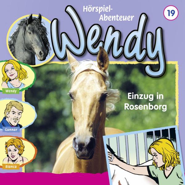 Wendy - Einzug in Rosenborg - Folge 19