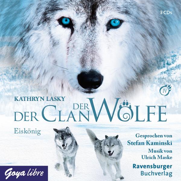 Der Clan der Wölfe. Eiskönig