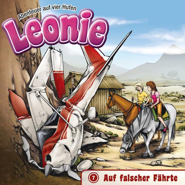 Leonie - Abenteuer auf vier Hufen - 07: Auf falscher Fährte