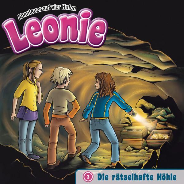 Leonie - Abenteuer auf vier Hufen - 03: Die rätselhafte Höhle