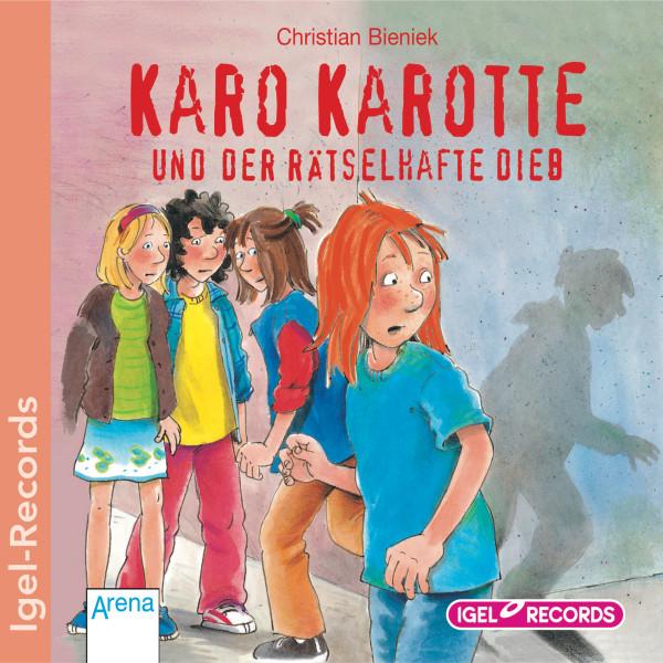Karo Karotte und der rätselhafte Dieb