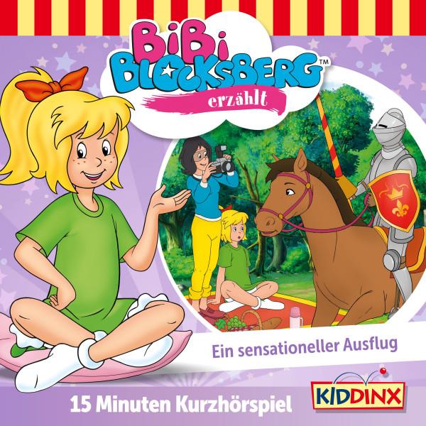Bibi Blocksberg - Kurzhörspiel - Bibi erzählt: Ein sensationeller Ausflug - Bibi Blocksberg erzählt 11.1