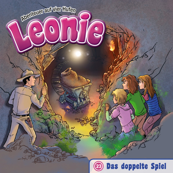 Leonie - Abenteuer auf vier Hufen - 23: Das doppelte Spiel
