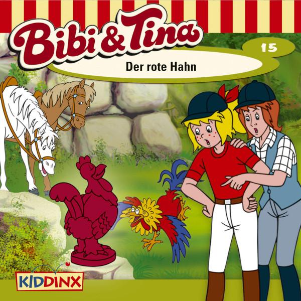 Bibi & Tina - Folge 15: Der rote Hahn