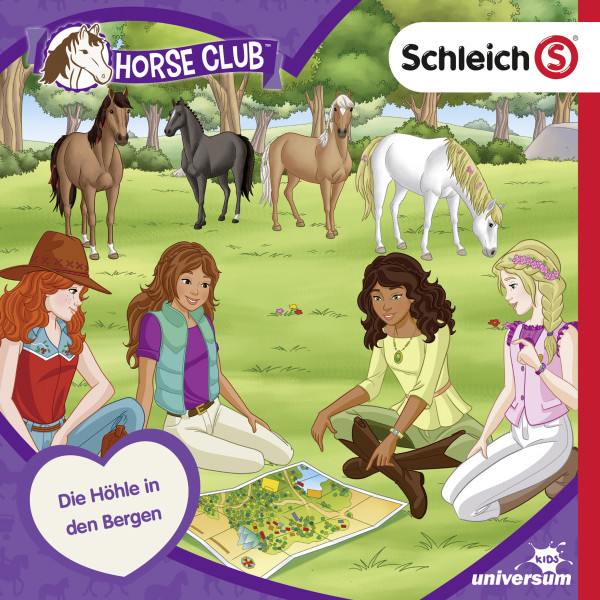 Schleich Horse Club - Folge 09: Die Höhle in den Bergen