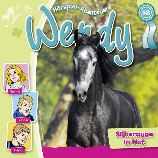Wendy - Silberauge in Not - Folge 58