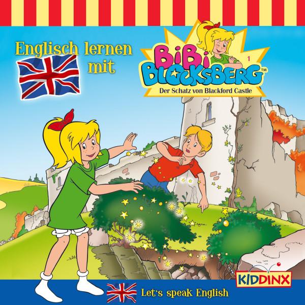 Bibi Blocksberg - Englisch Lernen mit Bibi Blocksberg - Der Schatz von Blackford Castle - Folge 1