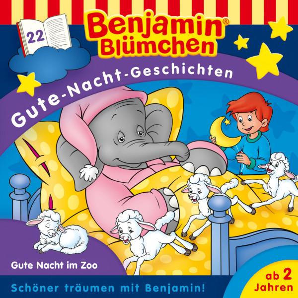 Benjamin Blümchen - Gute-Nacht-Geschichten - Gute Nacht im Zoo - Folge 22